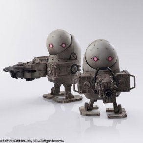 NieR Automata Bring Arts Machine Life Form Set - Photo 9