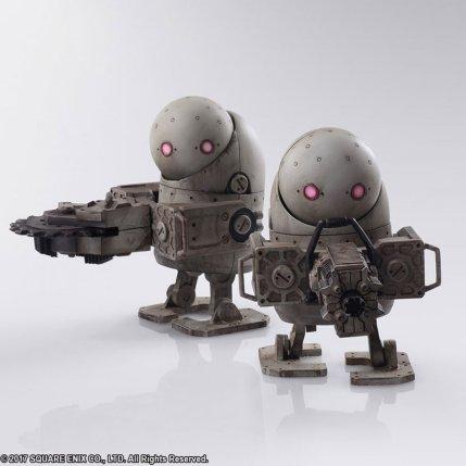 NieR Automata Bring Arts Machine Life Form Set - Photo 9