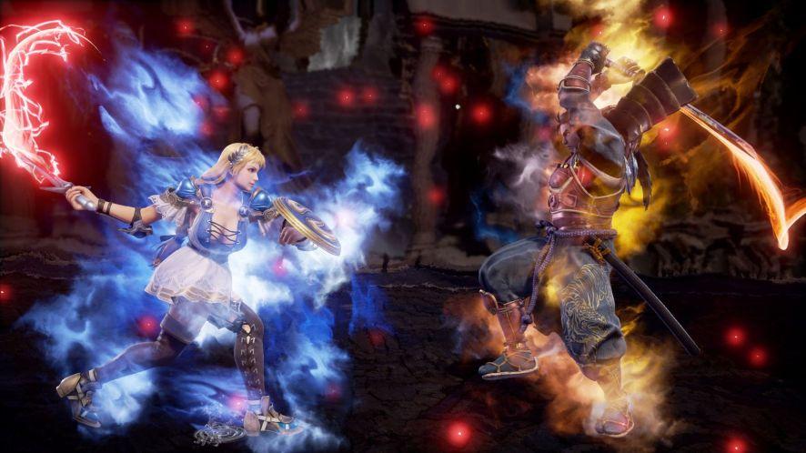 Soul Calibur VI - Official Gameplay Screenshot 1