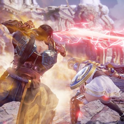 Soul Calibur VI - Official Gameplay Screenshot 2