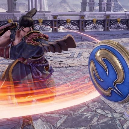 Soul Calibur VI - Official Gameplay Screenshot 3
