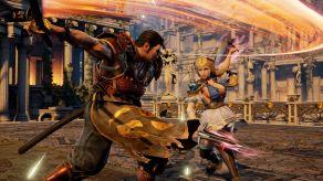 Soul Calibur VI - Official Gameplay Screenshot 4