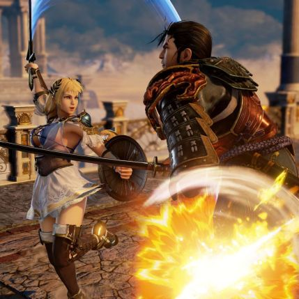 Soul Calibur VI - Official Gameplay Screenshot 5
