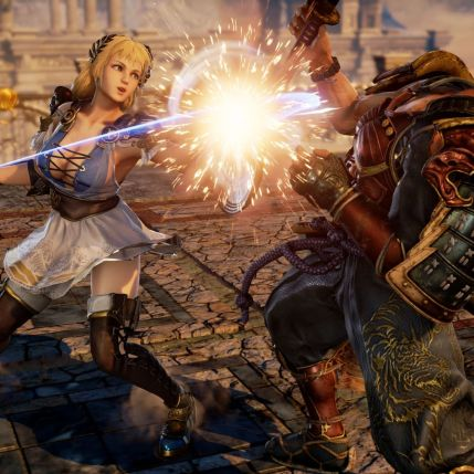 Soul Calibur VI - Official Gameplay Screenshot 6