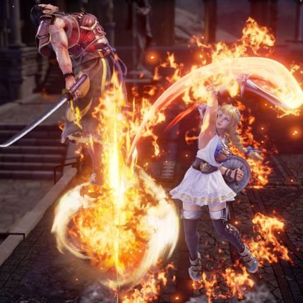 Soul Calibur VI - Official Gameplay Screenshot 7
