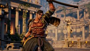 Soul Calibur VI - Official Gameplay Screenshot 8