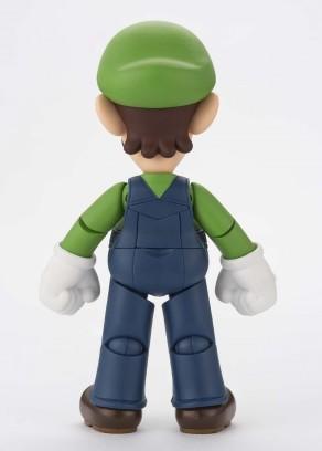 Tamashii S.H. Figuarts Luigi Figure - Photo 2