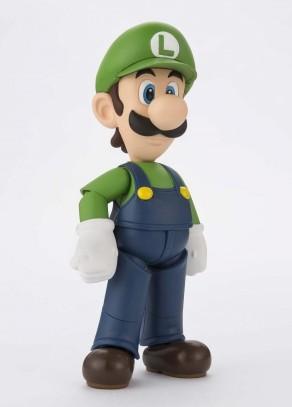 Tamashii S.H. Figuarts Luigi Figure - Photo 3
