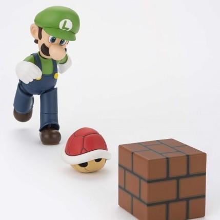 Tamashii S.H. Figuarts Luigi Figure - Photo 6