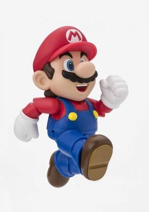 Tamashii S.H. Figuarts Mario Figure - Photo 3