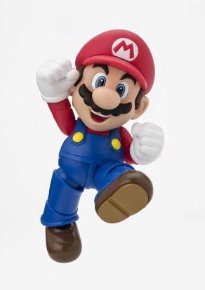 Tamashii S.H. Figuarts Mario Figure - Photo 4