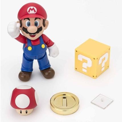 Tamashii S.H. Figuarts Mario Figure - Photo 7