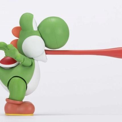 Tamashii S.H. Figuarts Yoshi Figure - Photo 3