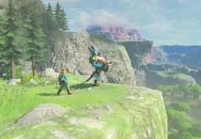 The Legend of Zelda BOTW- The Champions' Ballad - Kass the Bard