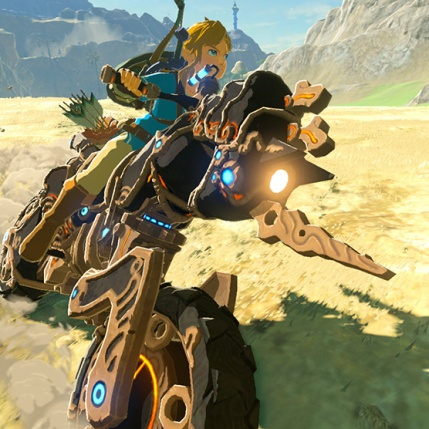 The Legend of Zelda BOTW- The Champions' Ballad - Master Cycle Zero