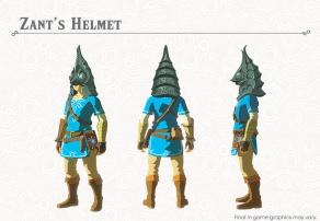 The Legend of Zelda BOTW- The Champions' Ballad - Zant's Helmet